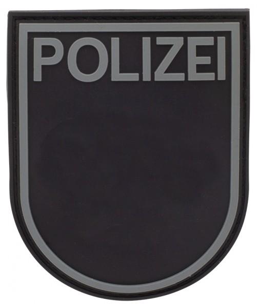 3D Ärmelabzeichen Polizei Sachsen-Anhalt (Blackops)
