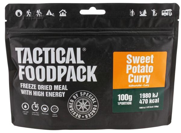 Tactical Foodpack - Süßkartoffel Curry