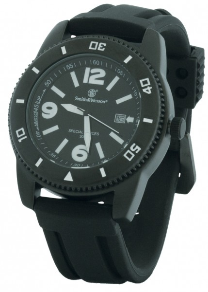 Smith & Wesson Special Forces Uhr mit Diverarmband