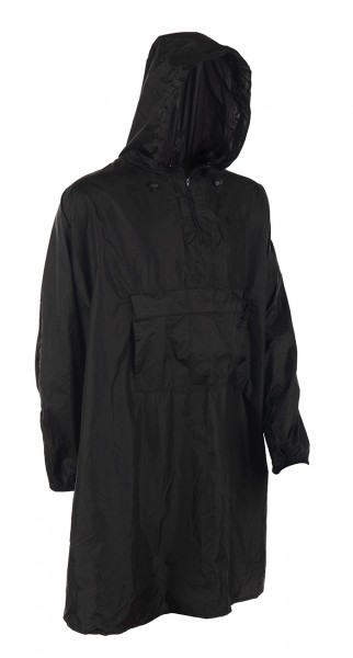 Snugpack Enhanced Patrol Poncho Schwarz