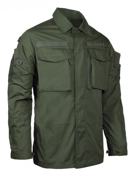 Teesar BW Kommando Smock Shirt Oliv