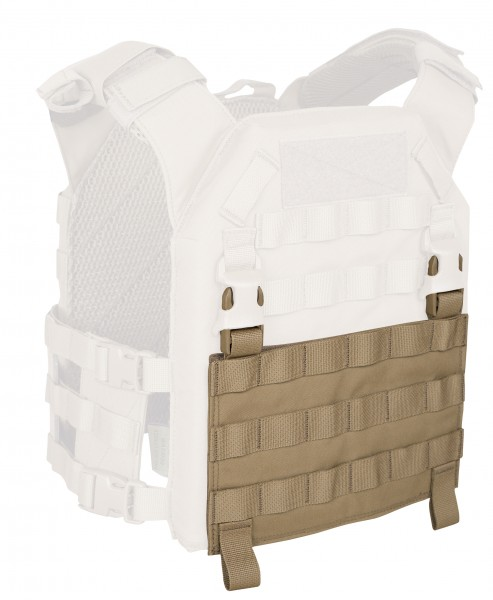 Warrior Recon Plate Carrier Molle Front Panel