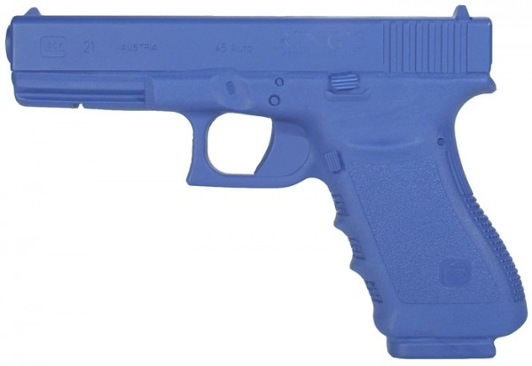BLUEGUNS Trainingswaffe Glock 21