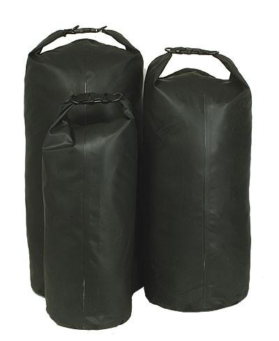 Mil-Tec Wasserdichter Packsack Schwarz 30 Liter