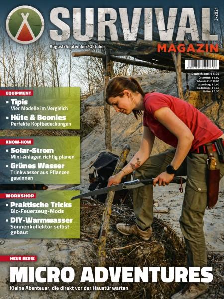 Survival Magazin 3-2021
