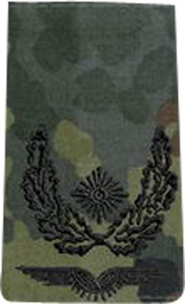 BW Rangschl. Major Luftwaffe Tarn/Schwarz
