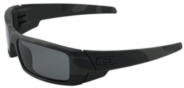 Oakley Gascan Sonnenbrille Multicam Black Grey-Polarized