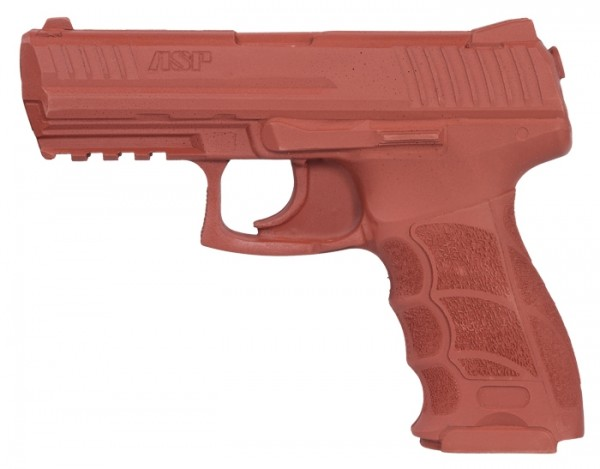 ASP Red Gun Trainingswaffe H&K P30 mit Rail (Modified)
