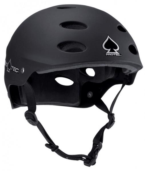 Pro-Tec Tactical Half Cut Helm Ace Water Rescue Matte Black