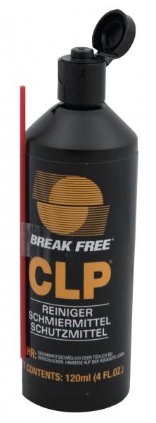 Synthetisches Waffenöl Break Free CLP 4 - 120 ml