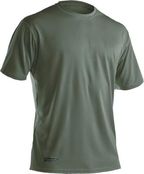 Under Armour Tactical T-Shirt Tech Tee Oliv