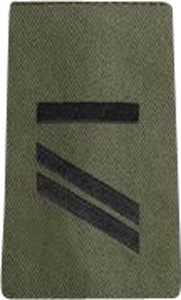 BW Rangschl. Obergefreiter UA Heer Oliv/Schw.