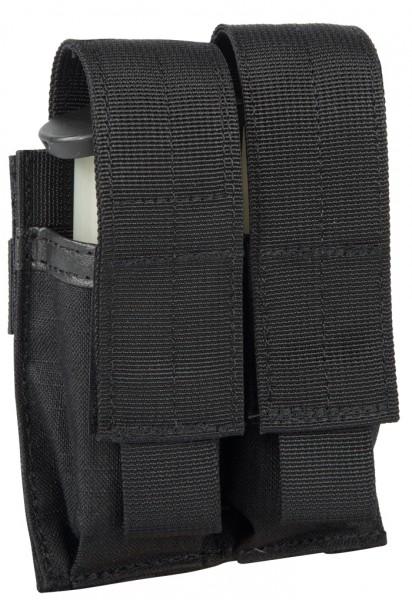 BLACKHAWK DP Mag Pouch Cordura 9mm Black