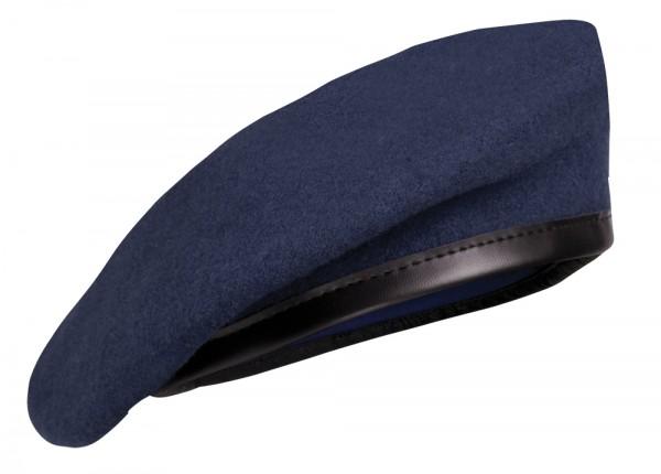 Französisches Commando Barett Marineblau