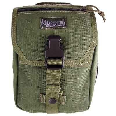 Maxpedition F.I.G.H.T. Medical Pouch Oliv