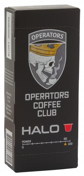 Operators Coffee Club HALO Espresso 10 Kapseln