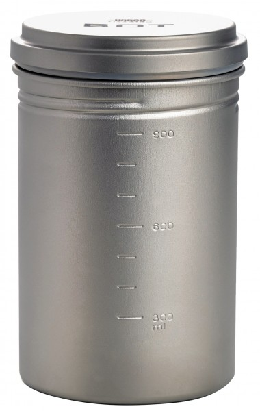 Vargo Titan Bottle Pot Topf 1000 ml