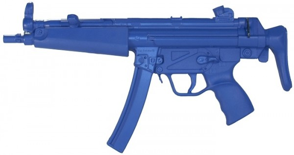 BLUEGUNS Trainingswaffe H&K MP5A3