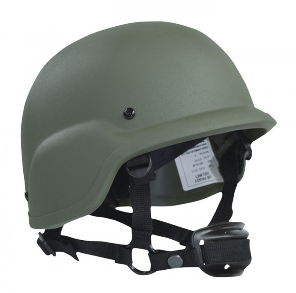 Ballistischer Schutzhelm Combat PASGT Level IIIA