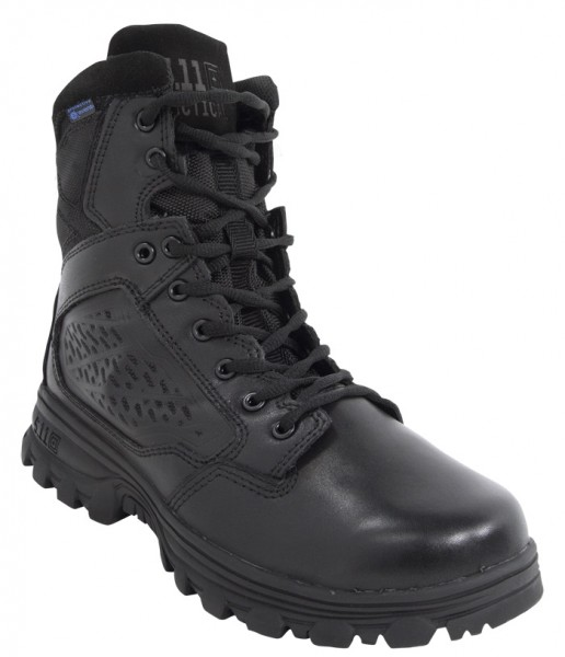 """5.11 EVO 6"""" Waterproof Boot Schwarz"""