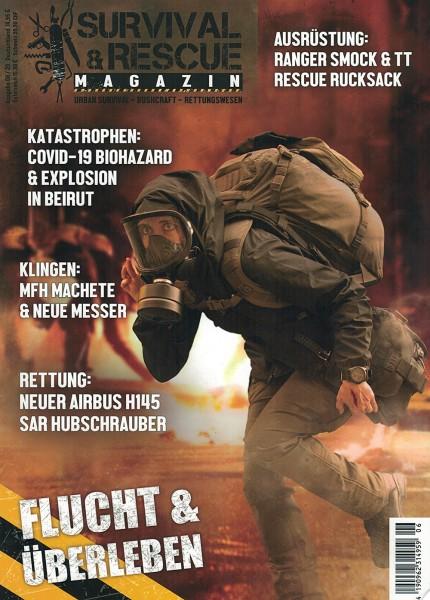 Survival & Rescue Magazin - Ausgabe 06/2020