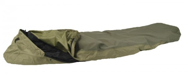 Schlafsackhülle 3-Lagen Laminat Oliv