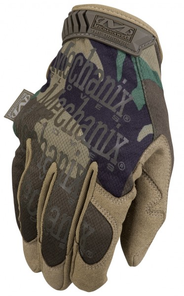 Handschuhe Mechanix Original Woodland
