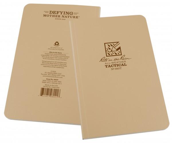 Rite in the Rain Tactical Field Book