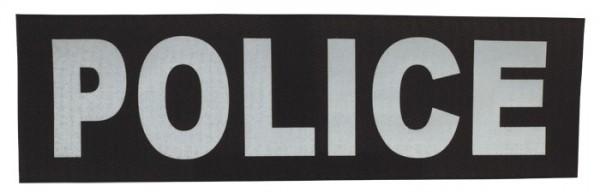 Schriftzug Groß/Klett POLICE / Kopie Dienstausweis
