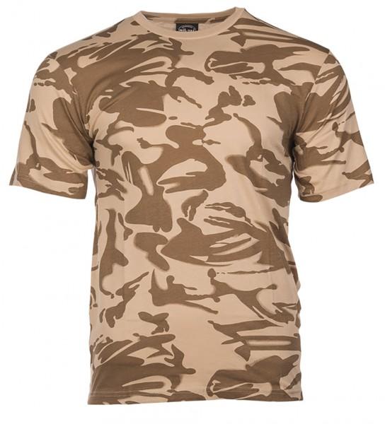 GB T-Shirt DPM-Desert-Tarn