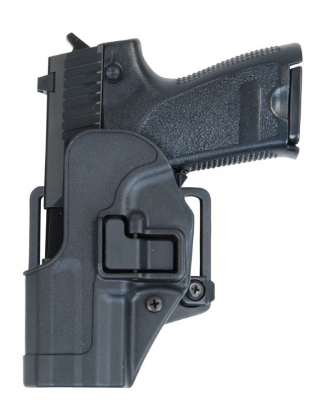 BLACKHAWK CQC Holster HK P8 Schwarz - Links