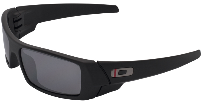 112db72794 Oakley SI Gascan Thin Red Line Black Iridium