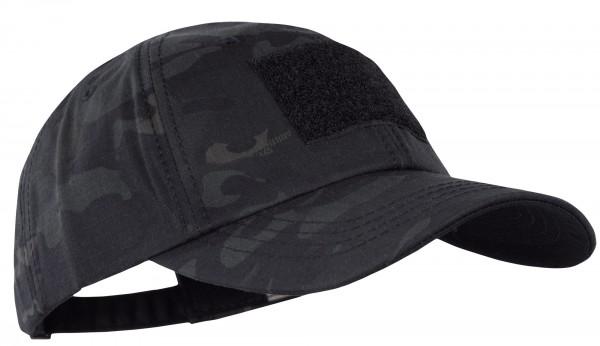 Baseball Cap Tactical Cap Multicam Black