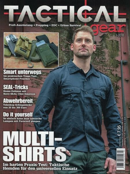 Tactical Gear Magazin 3-2018