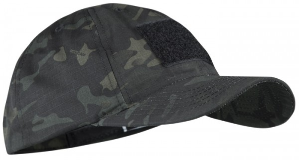Baseball Cap TRU-SPEC Contractor Multicam Black