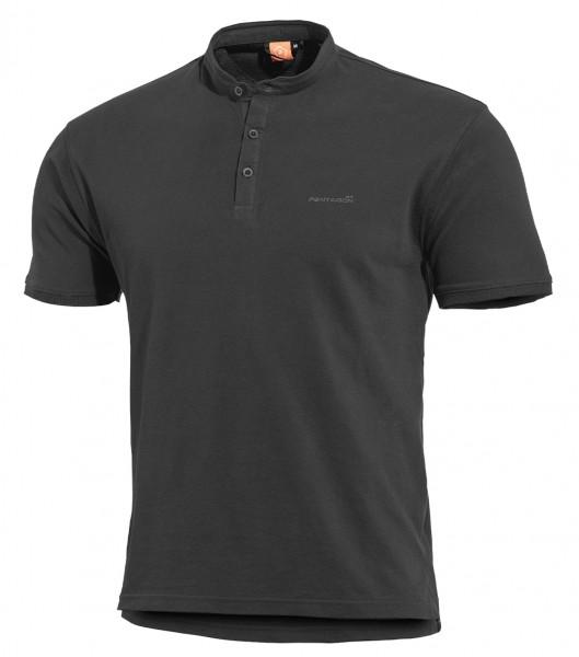 Pentagon Levantes Henley Shirt Kurzarm