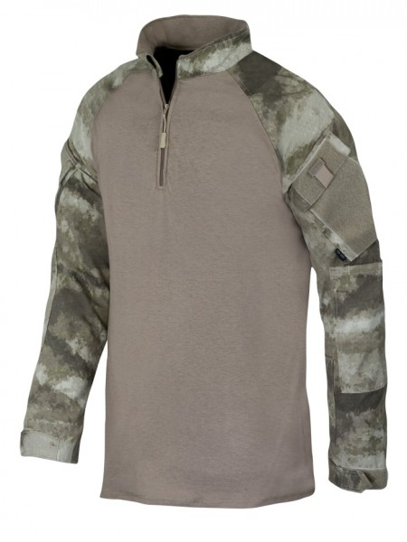 TRU-SPEC Combat Shirt 1/4 Zip A-TACS