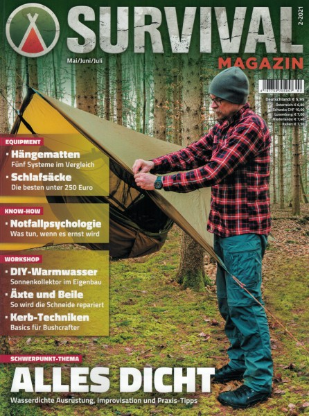 Survival Magazin 2-2021