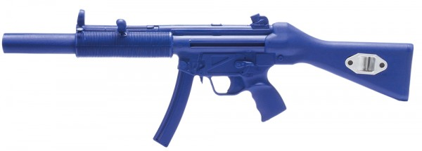 BLUEGUNS Trainingswaffe H&K MP5 mit Schalldämpfer