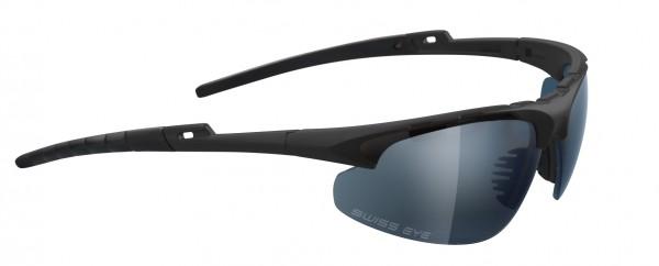 SwissEye Tactical Brille Apache Schwarz