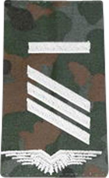 BW Rangschl. Hauptgefreiter UA LW Fleckt/Silbe