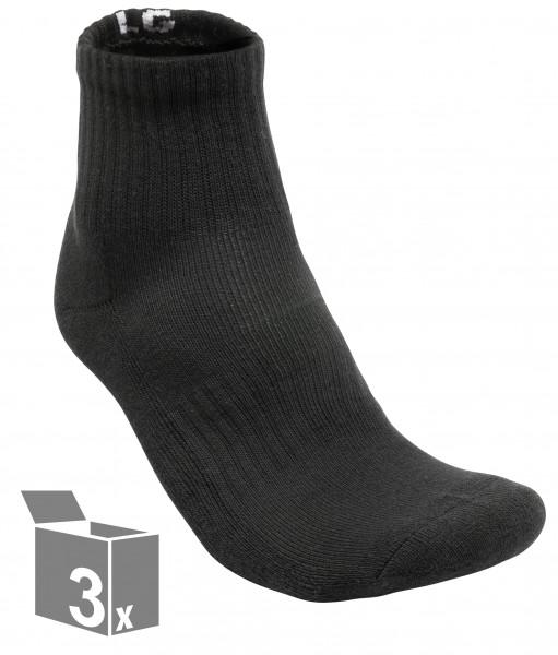 Under Armour UA Core Quarter Socken 3er-Pack