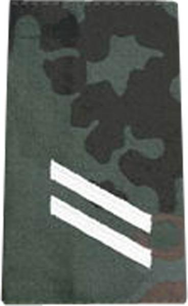 BW Rangschl. Obergefreiter Tarn/Silber Klett