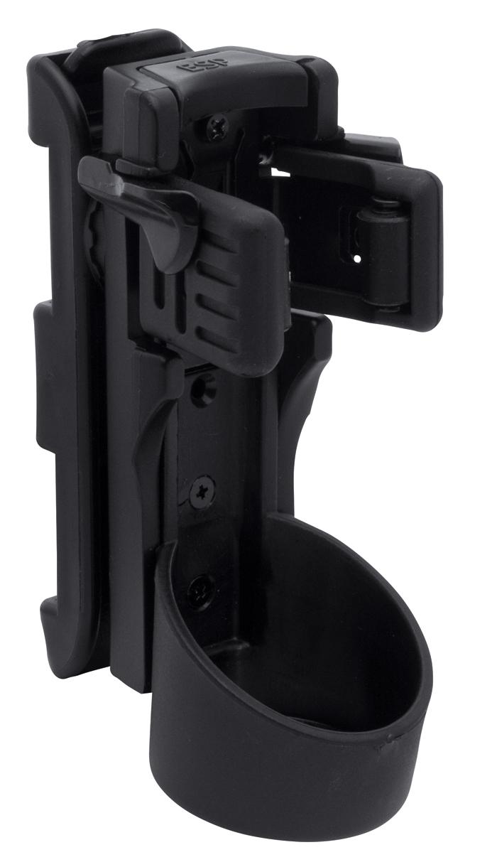 ESP Taschenlampen Halterung 34 mm mit G/ürtelklammer