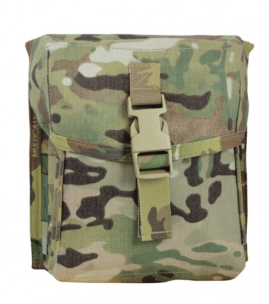 Warrior Large Utility Pouch Multicam