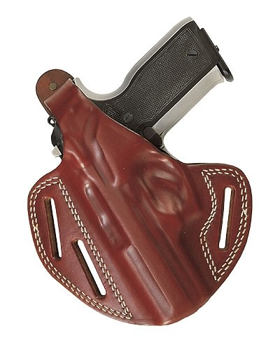 Vega Lederholster für Glock 19 - Links