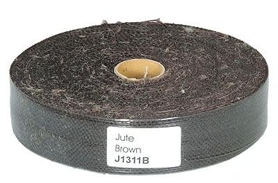 Jute Band Braun 50 mm (50M Rolle)