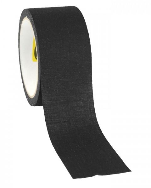 Mil-Tec Textilklebeband Schwarz 10m