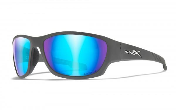 Wiley X Climb Sonnenbrille Captivate Polarized Blue Mirror