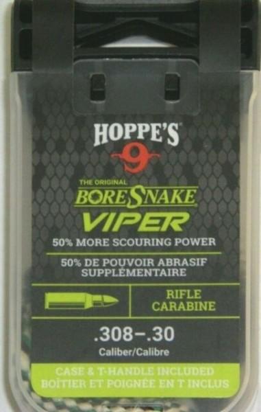 Hoppe's BoreSnake Viper Laufreiniger Gewehr (30, 300, 303, 308)